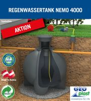 AKTION - Regenwassertank NEMO 4000 Liter