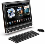 HP TouchSmart iQ512 All in