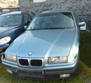 BMW e36 Kombi Servo Pumpe