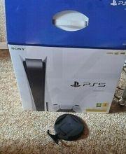 Sony PS5 Blu-Ray Edition Spielekonsole -