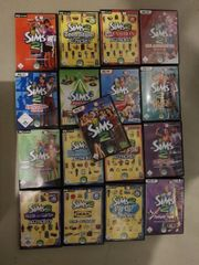 Sims 2 DVD Spiele Collection