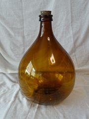 Glasballon Glas Vase 10 Liter