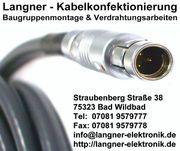 Konfektionierte Kabel für Automotive und