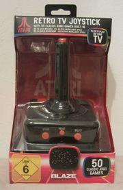 Atari Retro TV Joystick 50