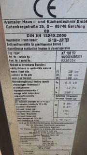 Kaminofen 6 5kw
