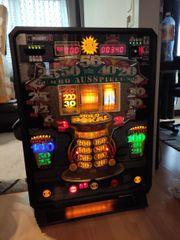 Spiel Automat golden Pokal