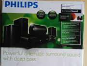 Philips 5 1 Home Entertainment-System