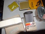 Neue Kawasaki-Luftfilter aus Geschäftsauflösung