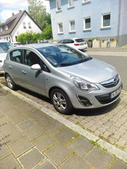 Auto Opel Corsa
