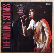 ROLLING STONES Vinyl-LP Schallplatte von