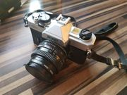 Porst CR1 Spiegelreflexkamera