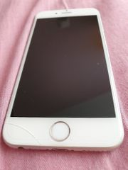 iPhone 6 silber