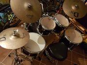 Schlagzeug Drum-Set für Einsteiger