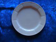 Porzellan-Teller flach Ø 23 5