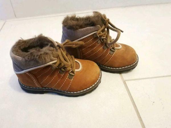 Baby Schue Größe 21