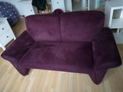 Sofa Zweisitzer Marke LAAUSER Mikrofaser
