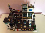 Lego Polizeistation 7744