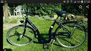 Fahrrad wie NEU - mit Tiefeinstieg