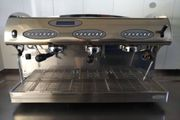 Carimali KaffeeEspressomaschine 3-gruppig