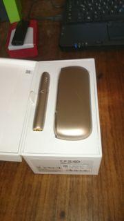 IQOS 3 Gold Kit mit