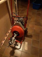 Rohrreinigungsmaschine