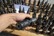 Werkzeug Aufnahmen SK 40 Flächenspannfutter