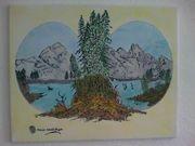 Ich verkaufe zwei Gemälde 30