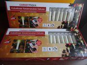 2 x kabellose Weihnachtsbaumbeleuchtung