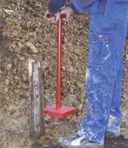 Stampfer Werkzeug Betonstampfer Erdstampfer