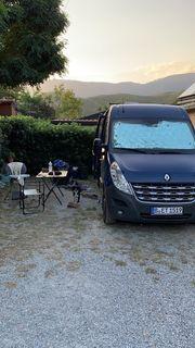Camper Wohnmobil Campervan DIY Selbstausbau