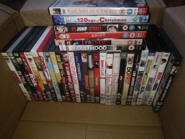 DVD s - alle in ENGLISCH