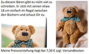 Verschiedene Teddybären