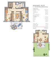 Tolle 4 5 Zimmer- Maisonettewohnung