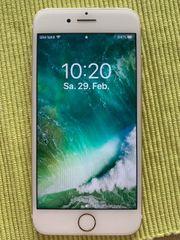i-Phone 7 gold wie neu
