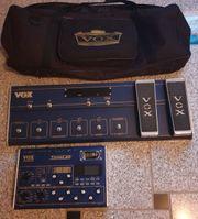 Gitarren Röhren-Preamp VOX Tonelab inkl
