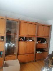 Wohnzimmerschrank Schrank Wohnzimmer Haushaltsauflösung
