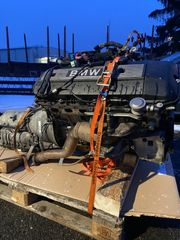 BMW E60 530i Motor mit