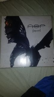 ASP Fremd LP Vinyl Schallplatten