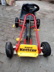 Original Kettcar vom Hersteller Firma
