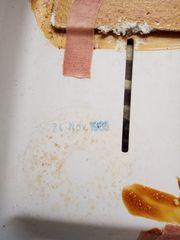 Olympia Rechenmaschine Bauj 1965 Zahnriemen