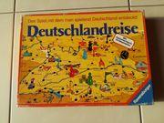 Deutschlandreise von 1977 Würfelspiel Ravensburger 8