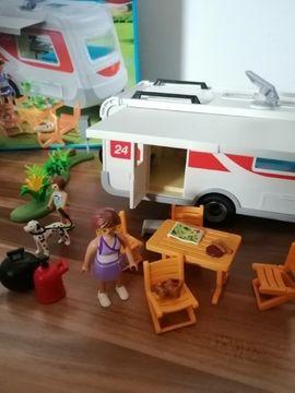 Playmobil Wohnmobilanhänger: Kleinanzeigen aus Möhrendorf Kleinseebach - Rubrik Spielzeug: Lego, Playmobil