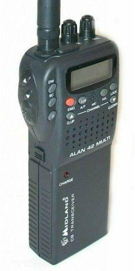 Bild 4 - Alan 42 Multi CB-Handfunkgerät inkl - Großerlach