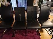Kunstlederstühle
