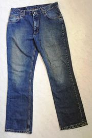 Wranger Hero Jeans - gelbe Waschung -