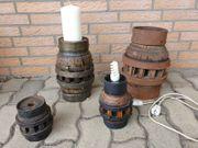 Antik Historische Radnaben Rarität Deko