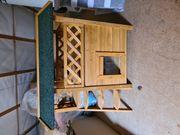 Katzenhaus neu unbenutzt wetterfest Lodge