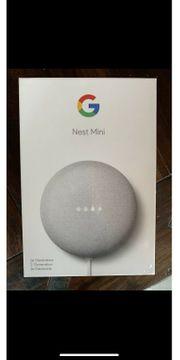 Google Nest Mini OVP