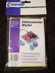 Conrad Components 195111 LED Würfel