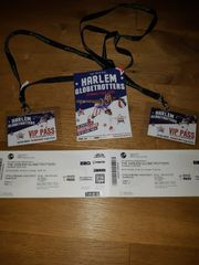 2 VIP Tickets Harlem Globetrotters